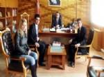 ORHAN AKıN - MAKÜ Öğrenci Konseyi'nden  Ziyaretler
