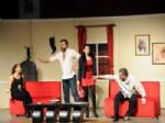 YÜKSEL AYHAN - İstanbul Komedi Oyuncuları Manisa'da Tam Not Aldı
