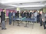KONUKBEKLER - 'Kadınlar İçin Fitness Salonu ve Spor Kursları Projesi' Başladı