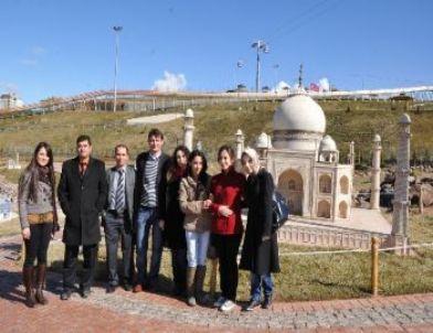 Yeni Atanan Öğretmenler Şahinbey Parkı'na Hayran Kaldı