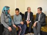 ŞAMİL TAYYAR - Başbakan'ın, 7 Yıl Önce Ziyaret Ettiği Ailelere Selamını Götürdüler