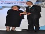 DHMI - TUTAP, Tahir Tekin Öztan'a Başarı Oskarı Verdi
