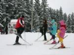 Kayak Tutkunları İlgaz'a Akın Etti