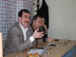 BAYRAM ER - AK Parti Aydın Milletvekili Erdem Muhtarların Sorunlarını Dinledi