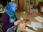 İHSAN KESKIN - Muradiye'de Japon Süsleme Sanatı Kursu
