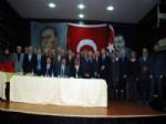 ABDURRAHMAN YALÇıNKAYA - Ak Parti Merkez İlçe Başkanlığı'na Abdurrahman Dimez  Seçildi