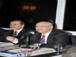 YAŞAR SEYMAN - Yenimahalle Belediye Bakanı Yaşar, Cem Vakfı'nın Yemeğine Katıldı