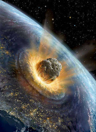 15 Şubat 2013'te göktaşı Dünya'yı teğet geçecek