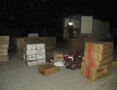 Adana'da 1 Milyon Tl'lik Kaçakçılık Önlendi