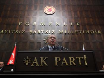 CHP'nin Kurultayı Erdoğan Kurultayı