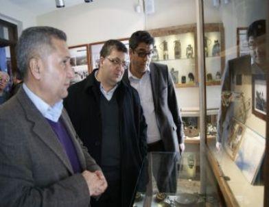 Aydınlılar Yıldız Müzesi ve Bilal Ağa Konağını Gezdi