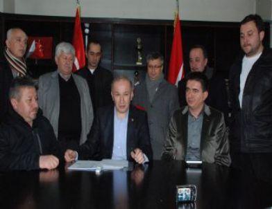 Boluspor'da Yönetim Kurulu Devam Kararı Aldı