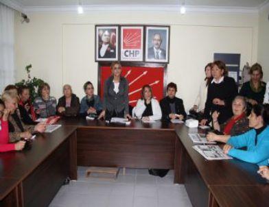 CHP'den Tüm Kadınlara Çağrı