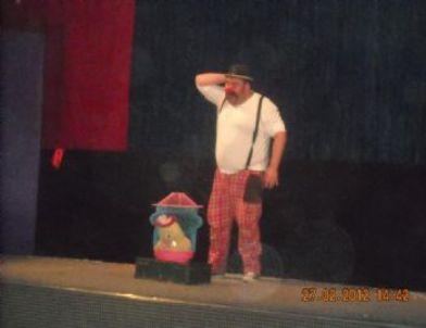 Çocuklara Tiyatrolu Eğitim