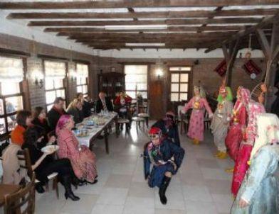 Darkale'de Turizm Amerikalılarla Başlıyor