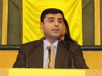 Demirtaş: AK Parti 28 Şubat'ın Hem Destekçisi Hem Ürünü