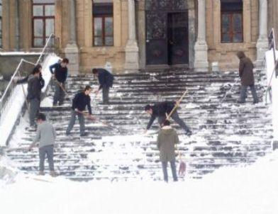 Ders: Kar Yağışı