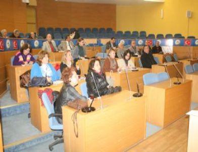 Düzce Kent Konseyi Toplantısı Yapıldı