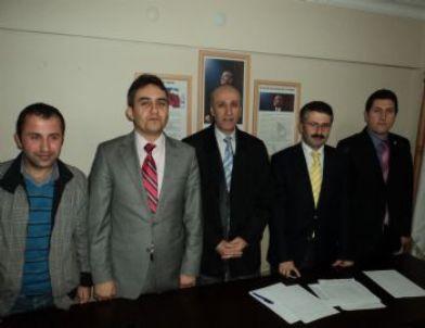 Düzceli Hakemlerin Yeni Başkanı Mustafa Yılmaz