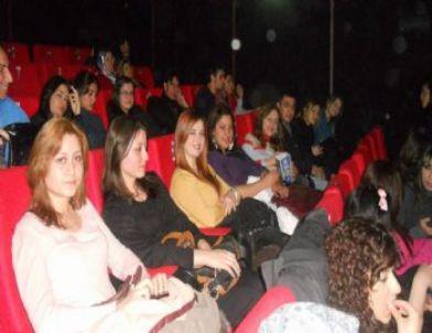 Gençler Fetih 1453 Filmini İzledi