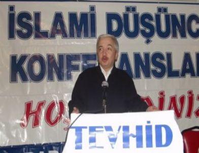 Giresun'da İslami Düşünce Konferansları Devam Ediyor