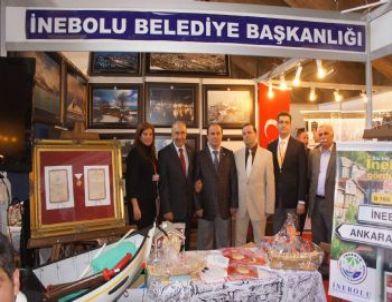 İnebolu Belediyesi, Başkentte Kastamonu Günlerine Hazırlanıyor
