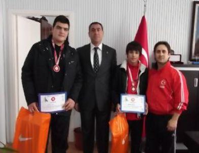 Judoculara Ödül