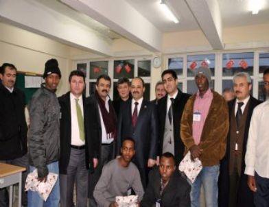 Kastamonu Üniversitesi'nden Somali Öğrencilere Ziyaret