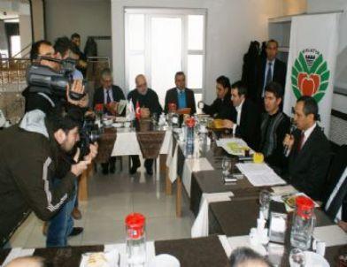 Malatya Tarım Fuarı İstişare Toplantıları Başladı