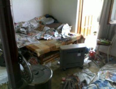 Milas'ta Evde Yangın: 1 Ölü, 2 Yaralı