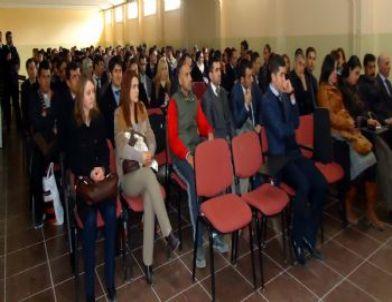 Nusaybin'de 1. Eğitim Bölgesi Zümre Başkanları Toplantısı Yapıldı