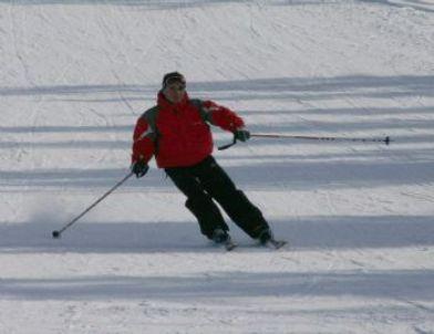 Ilgaz'da Mayıs Ayına Kadar Kayak Yapılabilecek