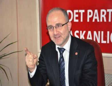 Saadet Partisi'nden Erbakan Açıklaması