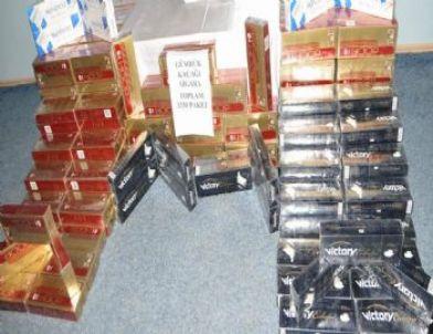 Şanlıurfa'da 3 Bin 330 Paket Kaçak Sigara Ele Geçirildi