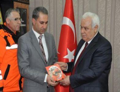 Siirt'te Sivil Savunma Günü Kutlandı