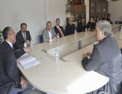 Siverek'te Şubat Ayı İnsan Hakları Kurulu Toplantısı Yapıldı