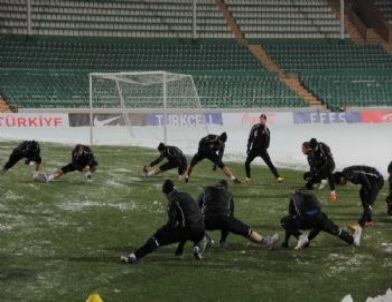 Slovakya, Türkiye Maçı Hazırlıklarını Tamamladı