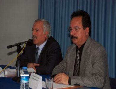 Söke'de İnşaat Sektörüne Bilgilendirme Toplantısı