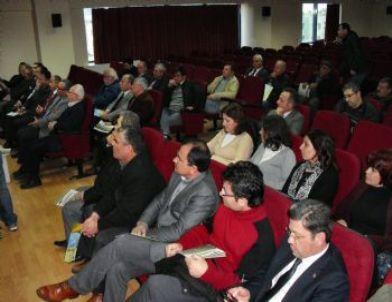 Söke'de Rotary Kulüp'ten Alternatif Tarım Toplantısı