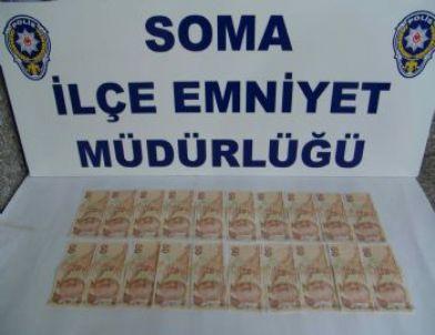 Soma'da Sahte Para Operasyonu