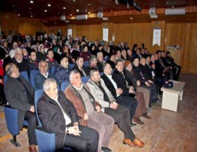 Sungurlu'da 'sofrada Sıfır Artık' Konferansı