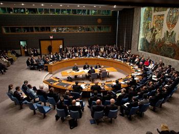 Suriye Elçisi, BM Toplantısını Terk Etti