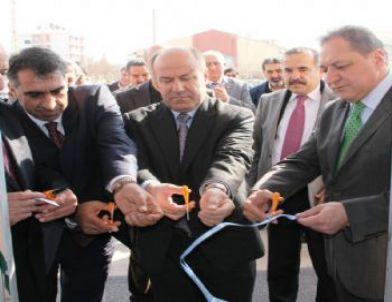 Van'da Prefabrik Ofis ve Eğitim Merkezi Açılışı