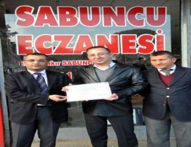 2011 Yılı Vergi Şampiyonları Ödüllendirildi