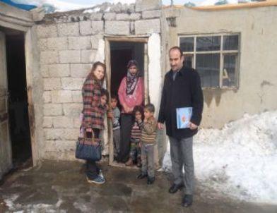 Ağrı'da 18 Engelli Öğrenci Yeniden Okula Kazandırıldı