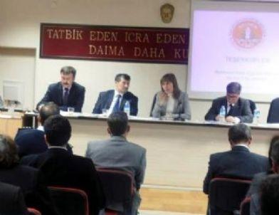 Balıkesir'de, 'Hayat Boyu Öğrenme' Koordinasyon Toplantısı Yapıldı