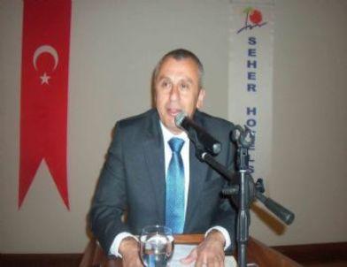 """Barut, """"Spor Turizmi Manavgat'ı 12 Ay Turizme Taşır"""""""