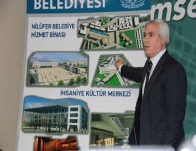 Başkan Bozbey'den Belediye Binası Savunması