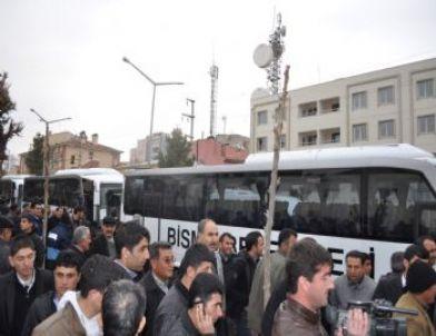 Bismil'e Halk Otobüsü Müjdesi