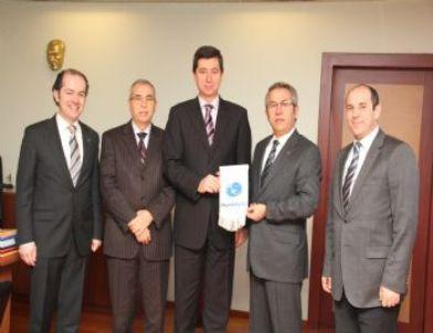 Bursa Defterdarlığından BALKANSİAD'a Vergi Teşekkürü